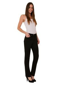 Ex-M-amp-S-Women-Ladies-Per-Una-Embellished-Jeans-Straight-Leg-Sparkle-Trousers-UK