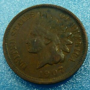 Indian-Head-Cent-One-Assorted-Common-Date-1859-to-1909-ICA