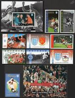 1995 GB - FA Cup Football Stamps Promotional Pack + £5 Stanley Matthews Stamp