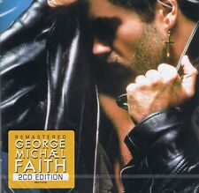 GEORGE MICHAEL - Faith 2 CD Neu Wham I want your Sex Monkey Jam & Lewis Remix
