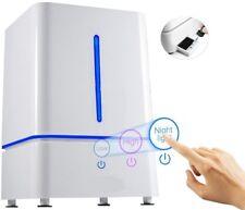 3,6 L. Aroma-Licht-Diffuser Ultraschall Luftbefeuchter Luftreiniger BPA FREI
