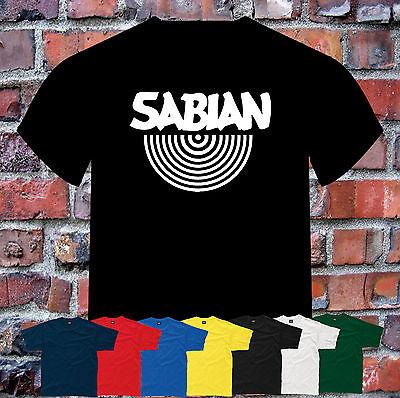 Sabian Printed T-Shirt Size, Print and Color Choice(2)