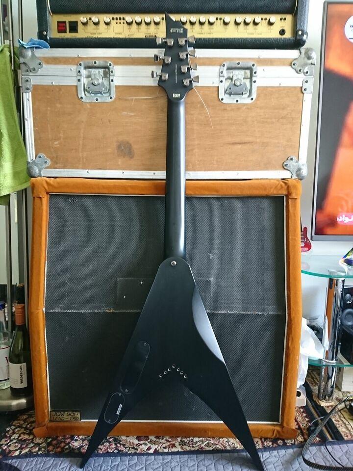 Elguitar, ESP HEX-7