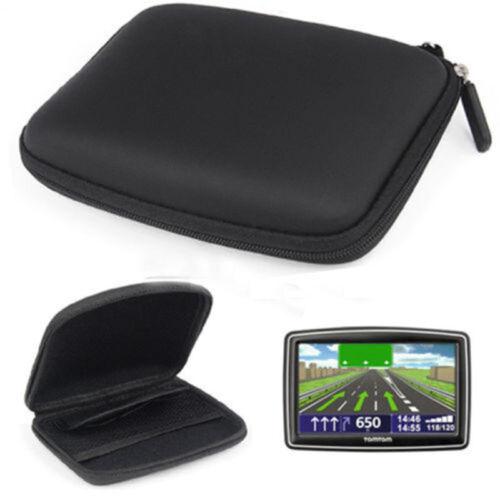 """5/"""" In-car GPS Sat Nav Hard Case Wallet For TomTom Start 25 Europe Classic Gift"""