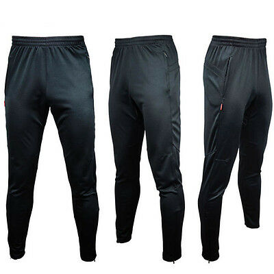 Hot Men Sportwear Athletic Soccer Training Sweat Skinny Pants Casual Trousers