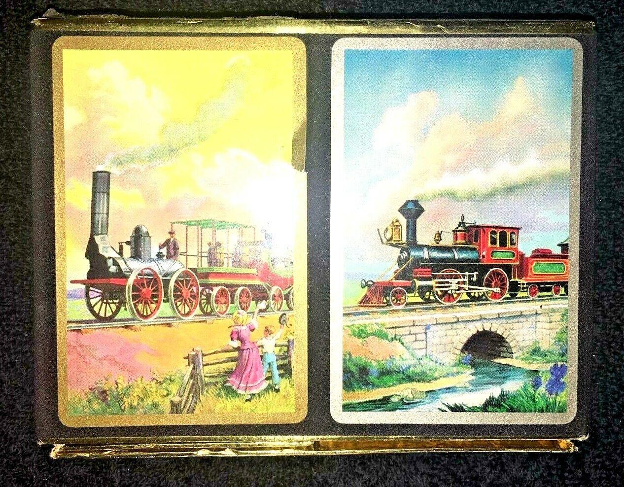 Vintage Congreso jugando a las Cochetas Cel-U-tono final Train Set 606 totalmente nuevo N.E.P.