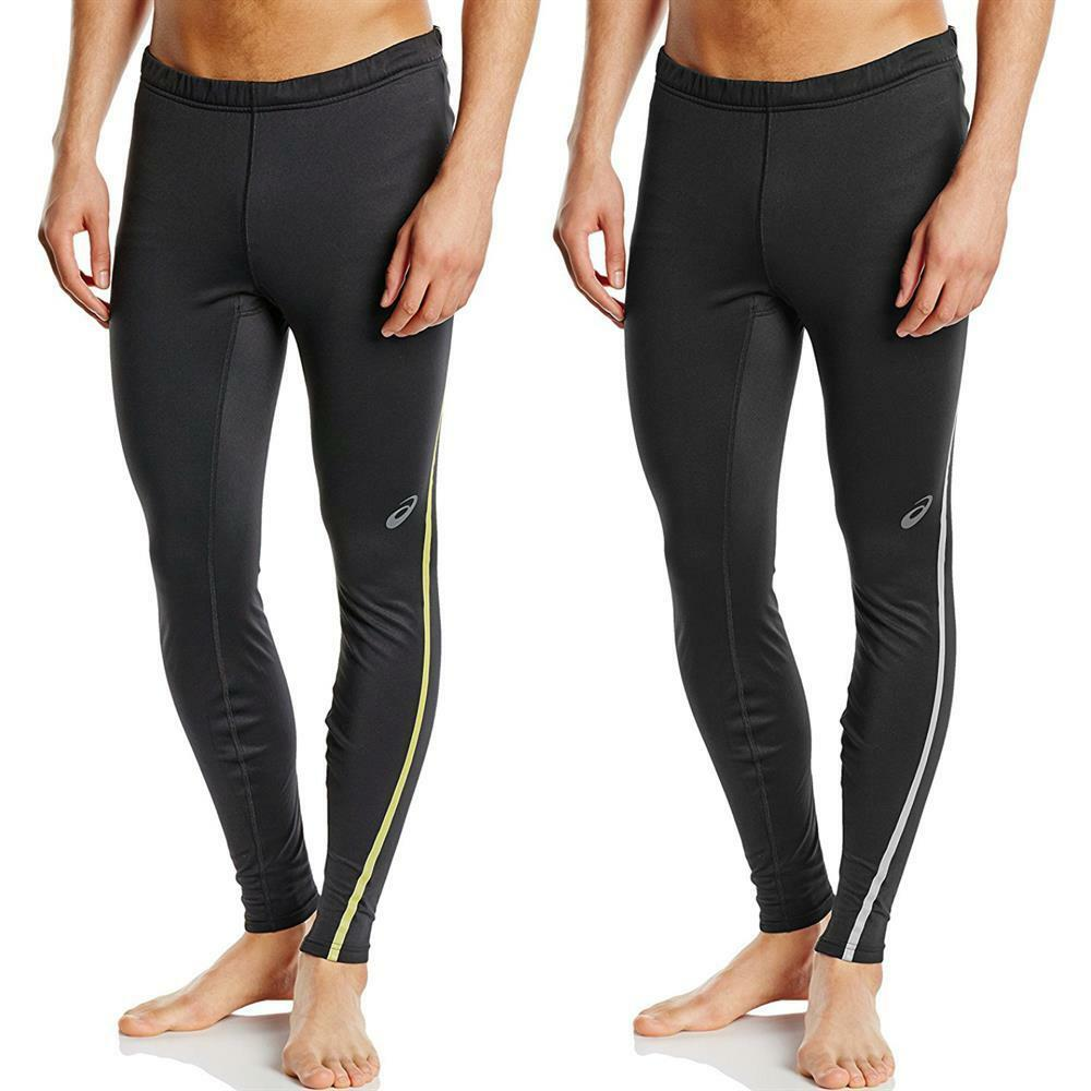 Asics Lite Show winter tight running pants, tights leggings