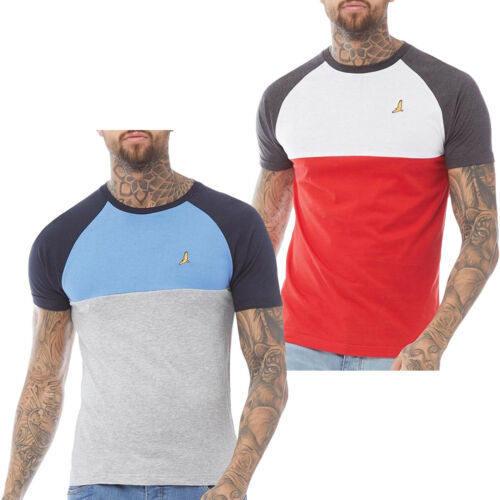 Brave Soul Mens Circuit Short Sleeve Regular Casual Cotton Brand T-Shirt Tee Top