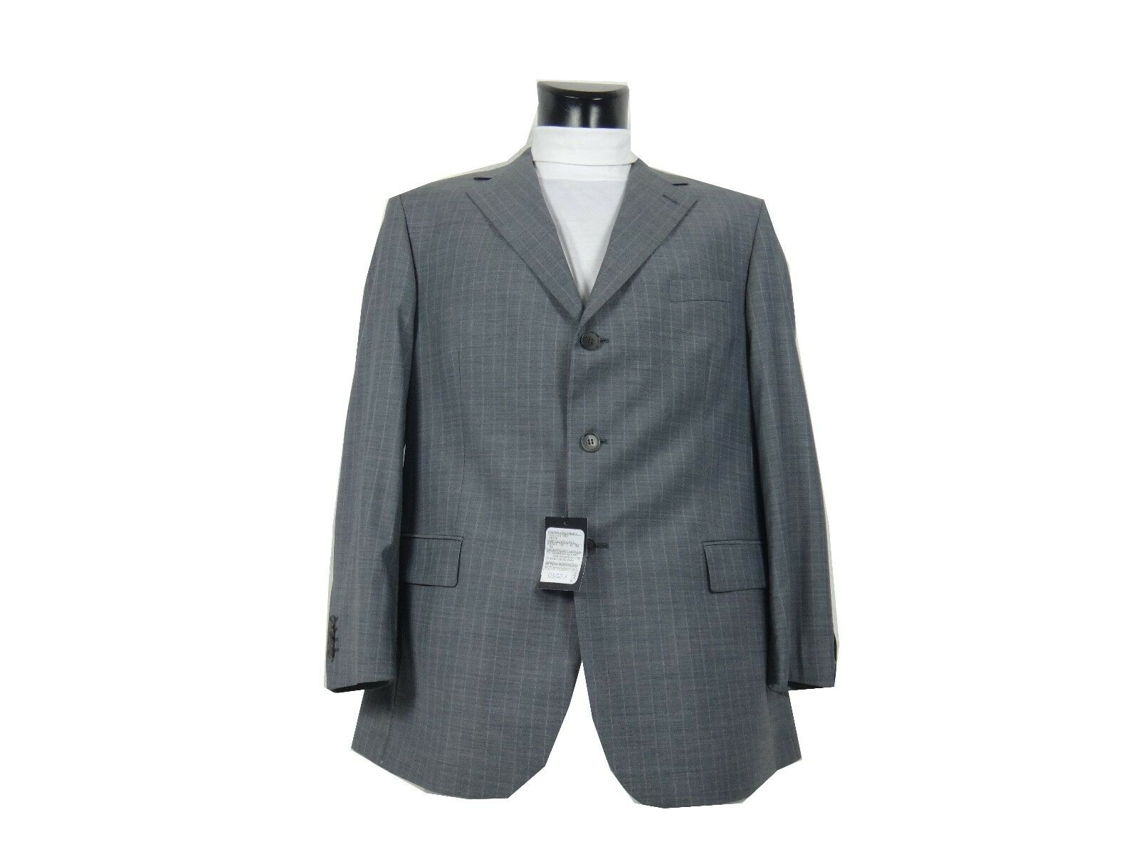 Z03021 DANIEL HECHTER Designer Designer Designer Trend Anzug - Gr. 25 - grau Nadelstreifen - Neu  | Billiger als der Preis  | Haltbarkeit  | Perfekte Verarbeitung  46bed7