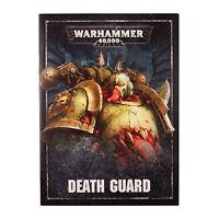 Regelbuch Death Guard Dark Imperium ENGLISH Warhammer 40K 10123
