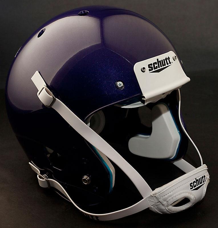 Schutt AiR XP Football Helmet ADULT LARGE (color  NORTHWESTERN PURPLE) NEW