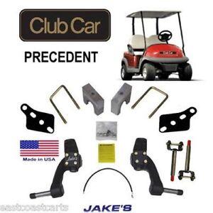 Club Car Precedent Golf Cart Jakes 6 Lift Kit 6232 Free Shipping