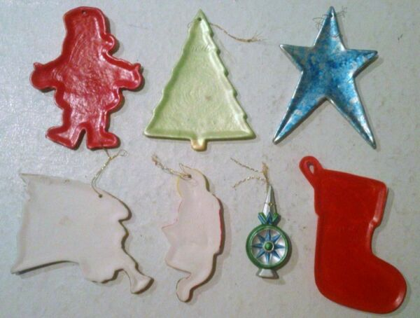 handmade ceramic christmas ornaments hover to zoom - Ceramic Christmas Ornaments