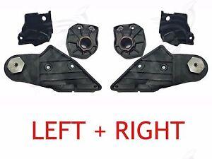 Gauche-Droit-Projecteur-Phare-Support-Etiquette-Kit-De-Reparation-Pour-Mercedes-Classe-C-W204