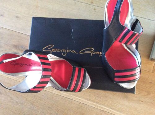 Size5 For Eu38 Brand Box Shoes Goodman Evans W New Georgina qTvw8f6g