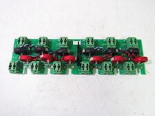 THERMON 800160 TERMINAL BLOCK PCB CIRCUIT BOARD ASSEMBLY ***XLNT***