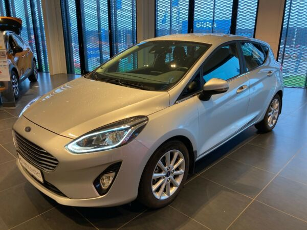 Ford Fiesta 1,0 EcoBoost Titanium billede 0