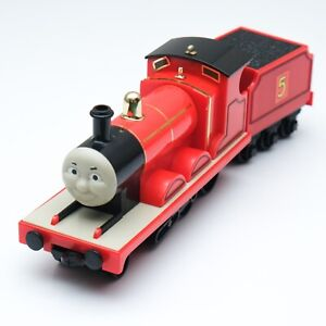 Thomas-the-Tank-Engine-and-Friends-Bandai-Departing-James-1991