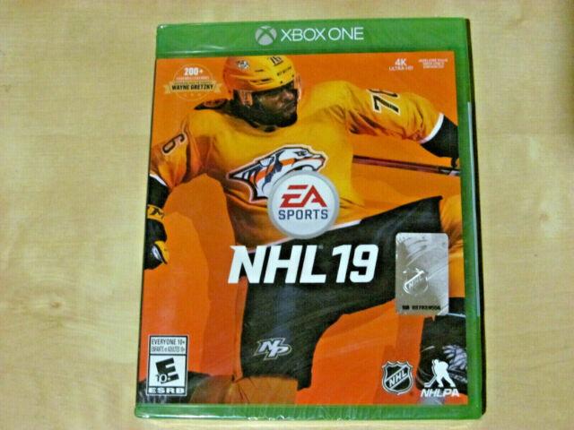 NHL 19 (Xbox One *NEW)