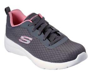 Foam 12964 Viscoelastico grigio Tail Sport Scarpe Donna Scarpe Skechers carbone 6OSvwqOZ