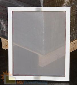 4-pcs-Aluminum-Silk-Screen-Frame-125-Mesh-23-034-x-31-034