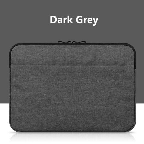 Laptop Sleeve Case Notebook Bag Cover For MacBook Lenovo HP Dell 11 13 14 15