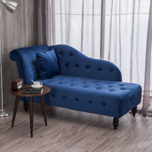 Sensational Details About Chesterfield Velvet Chaise Longue Lounge Antique Window Daybed Corner Sofa Chair Interior Design Ideas Gresisoteloinfo