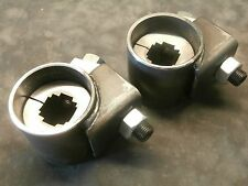 VW Bug Ghia Front Beam Adjusters For Ball Joint PAIR AC401310 Weld On Type 1