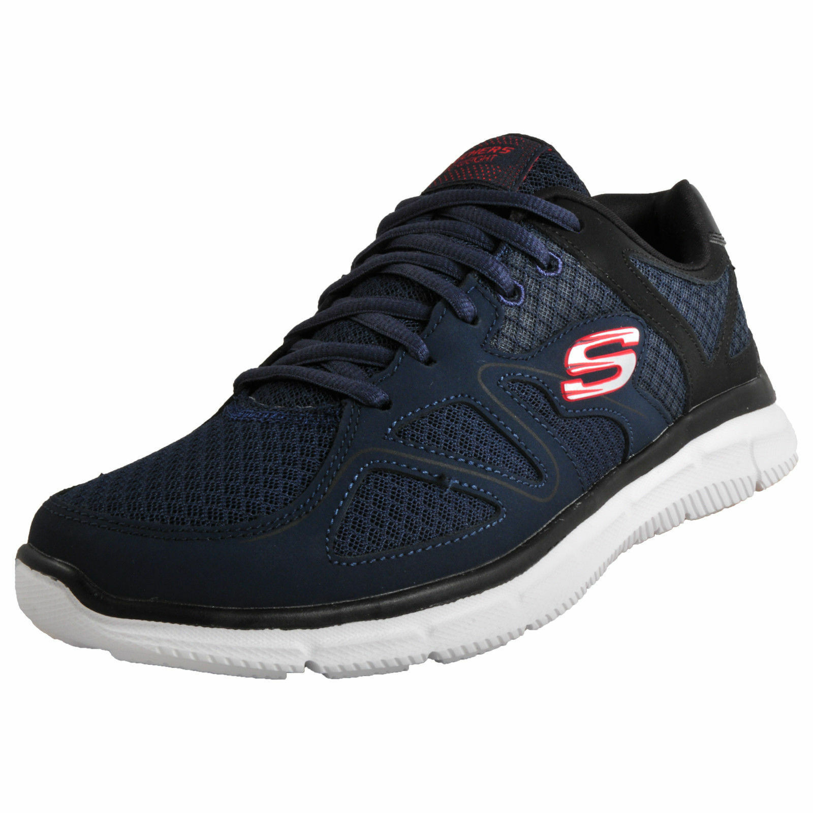58350 Foam Men Skechers Verse Flash Point Memory Foam 58350 Sport Athletic Shoes Sneakers e896b0