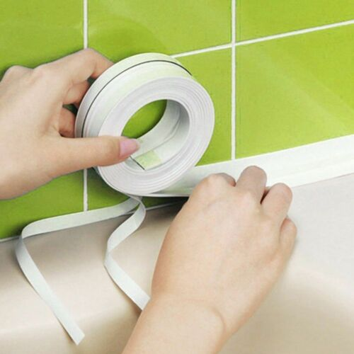 Wall Stickers Kitchen Corner PVC Sealing Waterproof Mold Proof Adhesive Tape