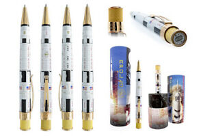Retro-51-Apollo-Space-Race-Series-Rollerball-Pen-FACTORY-SEALED-and-039-d