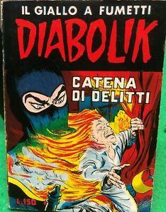 DIABOLIK-SECONDA-SERIE-n-26-ORIGINALE-dicembre-1965