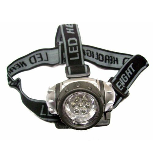 LED Kopflampe Stirnlampe Fahrradlampe Artbeitslampe Campinglampe 2 Funktionen