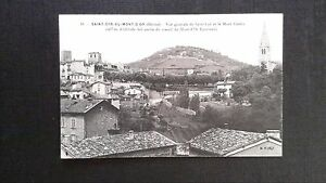 CPSM-SAINT-CYR-TO-THE-MOUNT-GOLD-VIEW-GENERAL-AND-THE-MOUNT-CINDRE