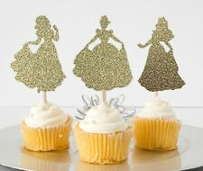 12 Disney Pocahontas Princess Birthday Cupcake Cake Toppers Favor Party