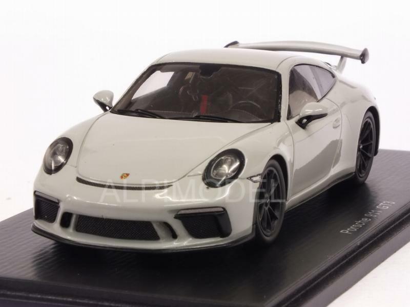 grandes ofertas Porsche Porsche Porsche 911 GT3 2018 gris 1 43 SPARK S7620  solo cómpralo