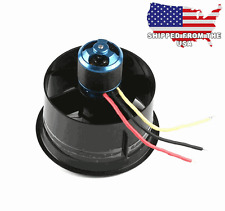 Ducted Fan, Brushless Motor, RC Model Airplane, 64mm Outrunner  4500KV 320W