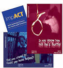 ImpACT: Anti-bullying Posters for Teens and Twenties by Sarah Jones (CD-ROM, 2003)