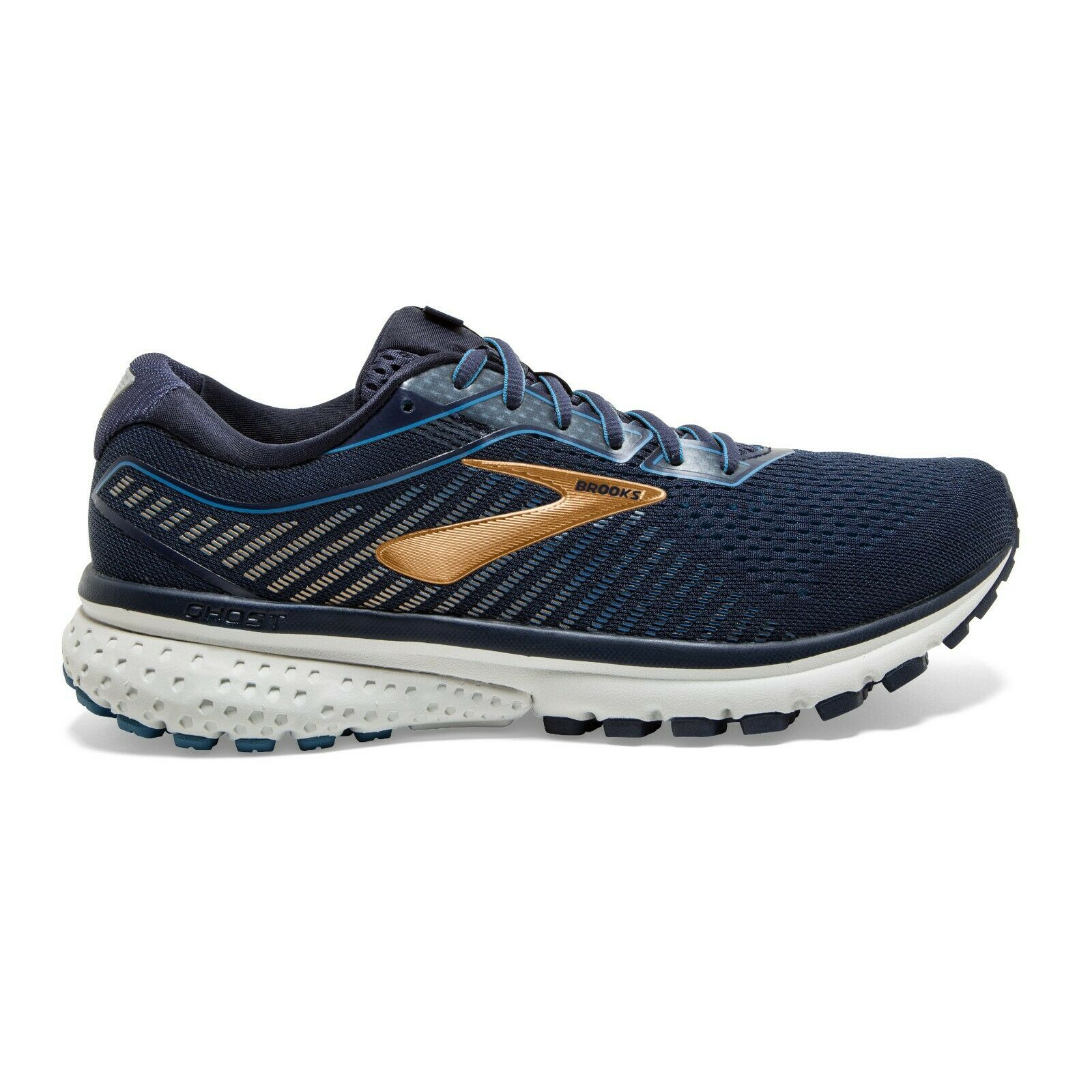 SAVE     Brooks Ghost 12 Mens Running chaussures (D) (489)