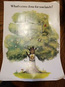 Vintage-Smokey-the-Bear-poster-034-what-039-s-a-tree-done-for-you-lately-034-78-CFFP-9