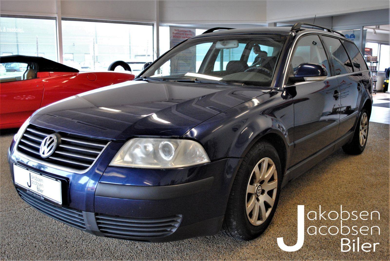 VW Passat 1,6 102 Comfortline Variant 5d - 18.400 kr.
