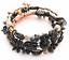 Boho-Multilayer-Natural-Stone-Bead-Tassel-Pendant-Chain-Bracelet-Charm-Women-Set thumbnail 35