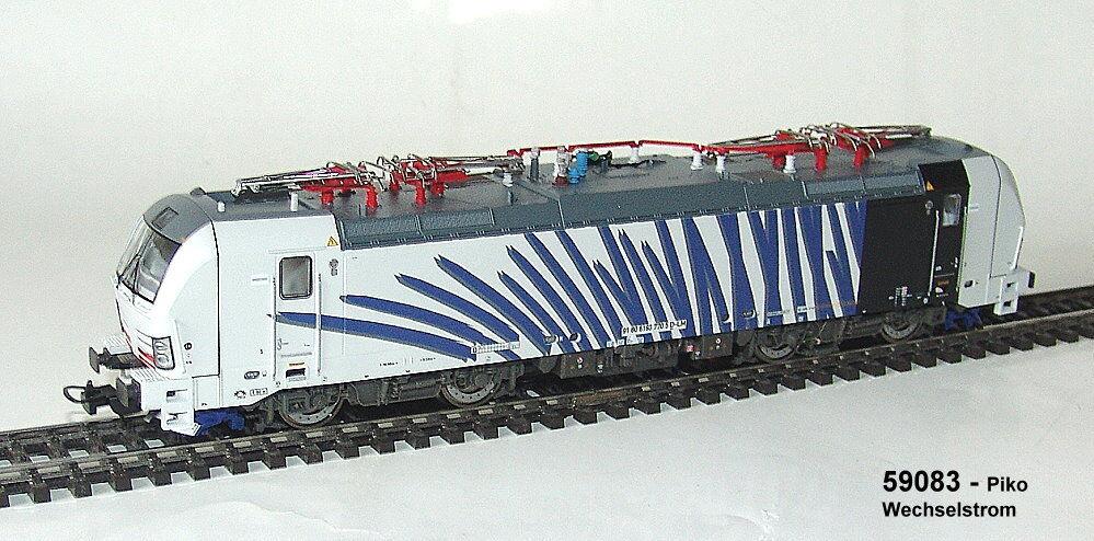 Piko 59083 - Locomotora Eléctrica Vectron Br 193 - Wechselstromversion - Ep 6