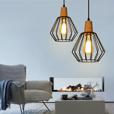 Wood pendant light black lamp bar ceiling lights home chandelier black chandelier lighting kitchen lamp modern ceiling lights wood pendant light aloadofball Image collections