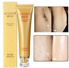 AFY Powerful Permanent Stop Hair Removal Cream Inhibitor Depilatory Cream 80g