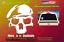 Army Ranger Skull Military Veteran Pride Car Window Vinyl Decal Bumper Sticker