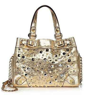 Retails $448. JUICY COUTURE BEVERLY GROVE LEATHER DAYDREAMER HANDBAG. NWT.