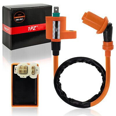 Racing Ignition Coil CDI Box For Honda Foreman 400 450 TRX400 450 Four Trax Neat