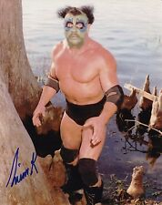 The Missing Link #6 (Dewey Robertson) autographed 8x10  Free Shipping (Deceased)