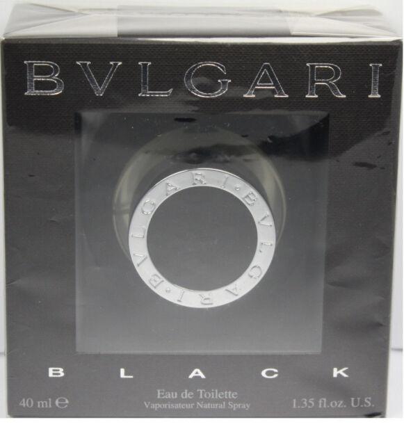 b3c91d59f6a Bulgari Black 1.35oz Unisex Eau de Toilette for sale online
